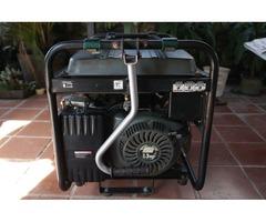 planta electrica de 6000 kw sportsman motor 13 hp