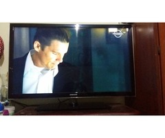 televisor samsum de lep de 38 pulgadad ful hd