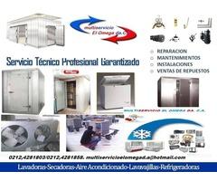 tecnico en linea blanca domestica e industrial todas las marcas