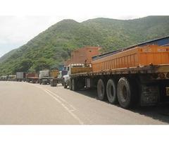 trasporte de carga pesada en maracaibo