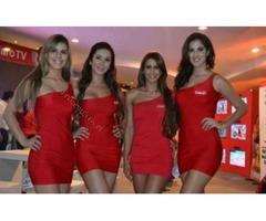 promotoras anfitrionas y modelos para eventos maracaibo