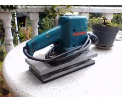 maquina lijadora electrica BOSH
