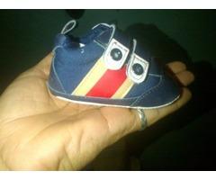 zapato talla oo para bebe