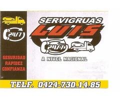 GRUA: 0424-730.14.85  Transferencias y Traslados a Venezuela Lo que Necesite