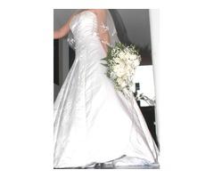 Vestido de novia /o para  15 años