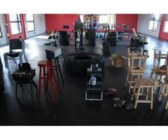 equipo completo para gimnasio funcional en aruba