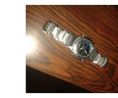 reloj casio amw 703 pesca termometro