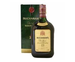 Buchanan's whiskey