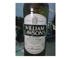 Whisky William Lawson