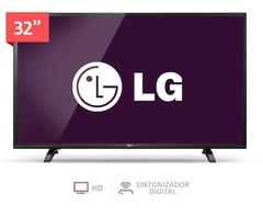 """TELEVISOR HD LED 32"""" LG"""