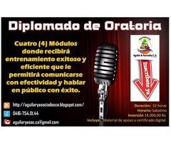 DIPLOMADO DE ORATORIA