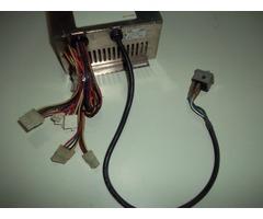 Fuente de Poder Marca LSI (Usada) de 220W (Funcionando).
