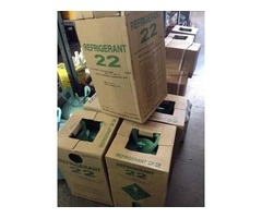 GAS REFRIGERANTE R22 Y R134A 13.6KG ORIGINAL SELLADO