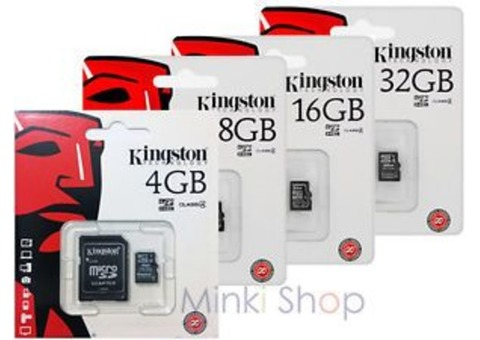 Memorias y Pendrive Kingston Al Mayor