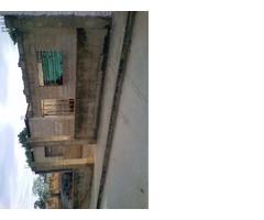 casa en contruccion con bases para una segunda planta