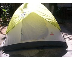 carpa coleman lite extreme 6 personas