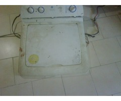 lavadora usada GE ( repuesto)