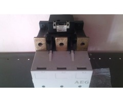CONTACTOR GENERAL ELECTRIC DE 550AMP BOBINA 220V
