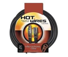 Cable Profesional XLR para microfono