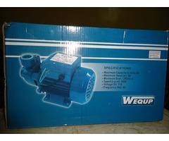 Bomba de Agua 1HP Marca: WEQUP - Imagen 1/5
