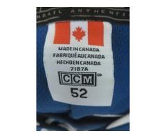 """chaqueta de hokey """"Mapless de Toronto"""""""