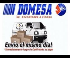 FRANQUICIA DE ENCOMIENDAS Y TRANSPORTE * DOMESA *