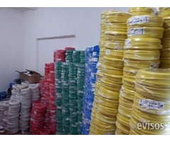 cable marca avic 100% cobre 7 pelo numero 10 y 12