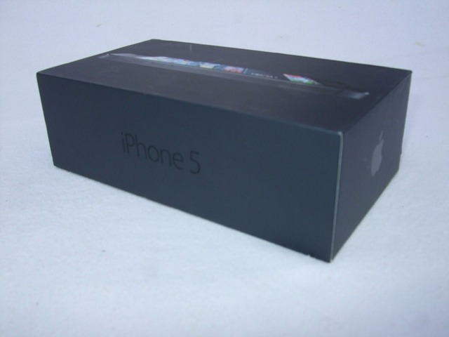 Caja Iphone 5 64 Gb Negro - 2/2