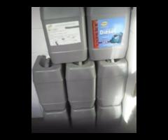 Aceite Diesel SAE 50