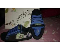 Zapatos Marca World Industries