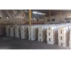 Bloque de concreto de 15 Cm
