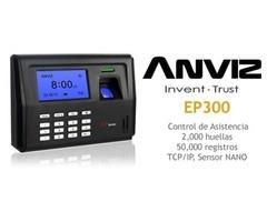 Reloj Biometrico Anviz Modelo Ep 300