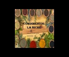 CONDIMENTOS NICHE