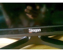 """TV Siragon. 40"""" Pantalla Led."""