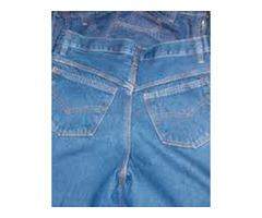 EXCELENTE! Pantalón en Jean Prelavado o Enzimático para Caballeros