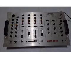 Mezclador Profesional RADIOSHACK SSM-1850