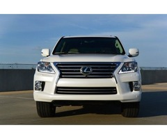 My 2014 lexus lx 570 for sale