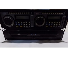 CD Player SOUNDBARRIER DCD24mp3 Para Repuesto