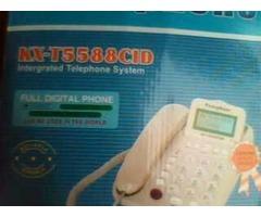 telefono de casa phanafon, nuevo