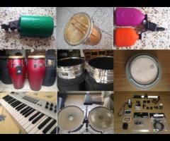 Venta Varios instrumentos de Percusión