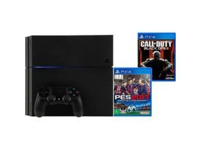 Sony Playstation 4 500gb Ps4 Sellado + 2 juegos + 4 Controles - 3/3