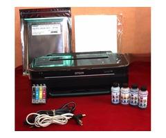 Impresora Epson Para Tinta Vegetal Repostería