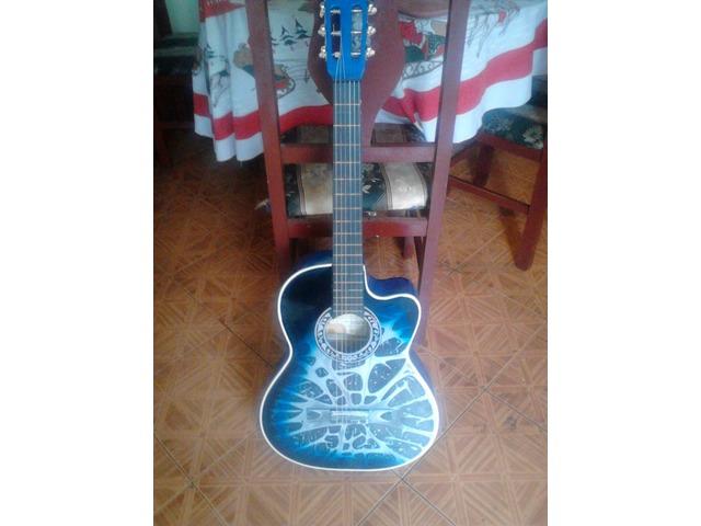 guitarra acustica completamente nueva - 1/3