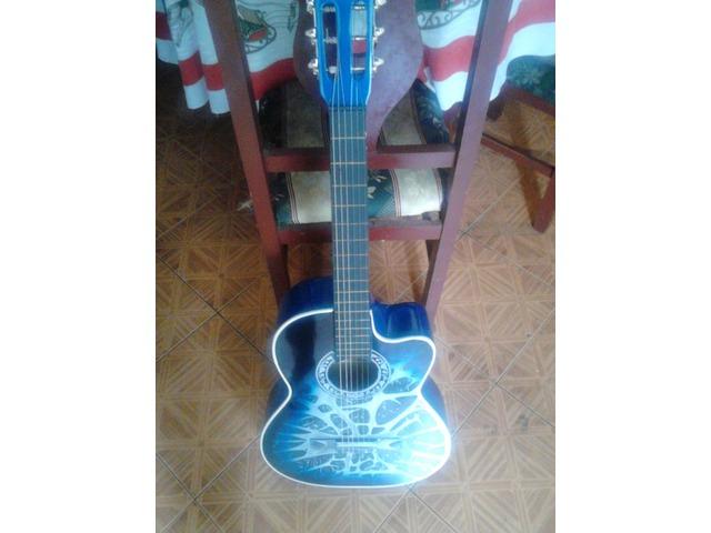 guitarra acustica completamente nueva - 3/3
