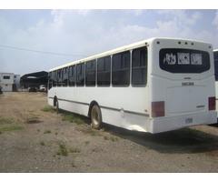 Autobús Encava 2008, capacidad 52 puestos en Barcelona