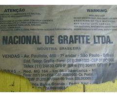 Grafito en polvo de alta calidad, Tamíz 300 a 350