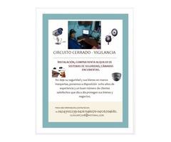 Curso: Técnico instalador de cámaras de seguridad.
