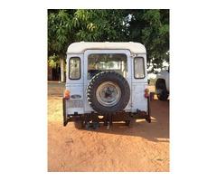 vendo land rover serie II a