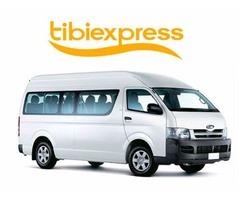 Transporte Turístico Isla de Margarita www.tibiexpress.com