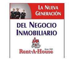 Franquicia Inmobiliaria en Venezuela Rentahouse